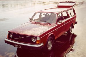 Volvo 240 | 40 lat min�o