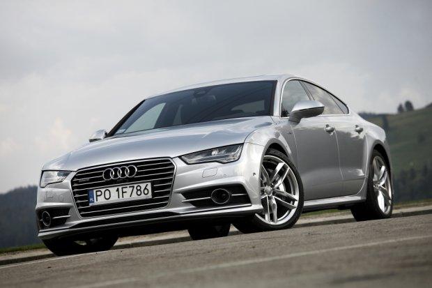 Audi A7 FL 3.0 V6 TDI | Pierwsza jazda | Mocarz pod krawatem