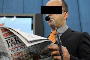 """Redaktor naczelny """"Faktów i Mitów"""" zostaje w areszcie"""