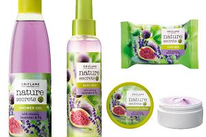 Oriflame: seria Nature Secrets z lawend�  i fig�