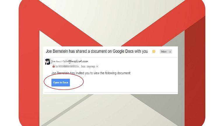 Przestępcy stworzyli fałszywą aplikację Google Docs, by infekować ofiary