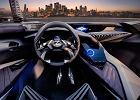 Salon Paryż 2016 | Lexus UX | Hologramowa technologia
