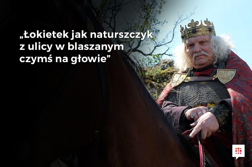 'Korona królów' - serial historyczny TVP