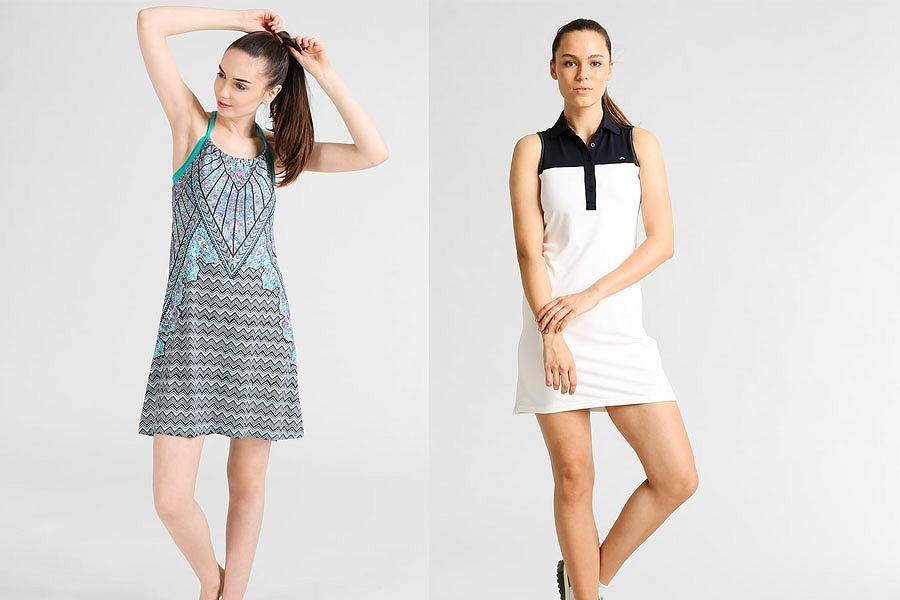 5b41bf80e59e Sportowe sukienki w stylizacjach na wieczór