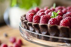 Czekolada i owoce - doskona�e po��czenie