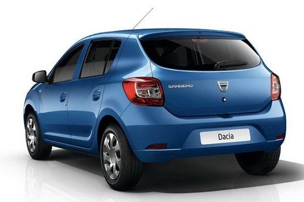 Nowa Dacia Sandero