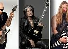 Nowe płyty gitarowych wymiataczy. Tylko dla uzależnionych od rock'n'rolla