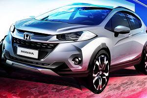 Honda WR-V | Zupe�nie nowy crossover
