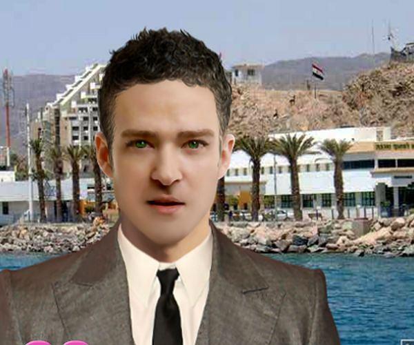 Ubieranka: Justin Timberlake