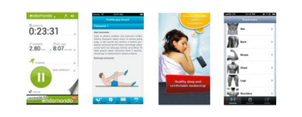 Najpopularniejsze aplikacje mobilne w kategorii Sport & Fitness [RAPORT]