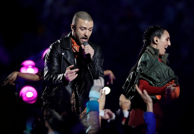 Justin Bieber skomentował występ Justina Timberlake'a na Super Bowl 2018. Jest zachwycony!