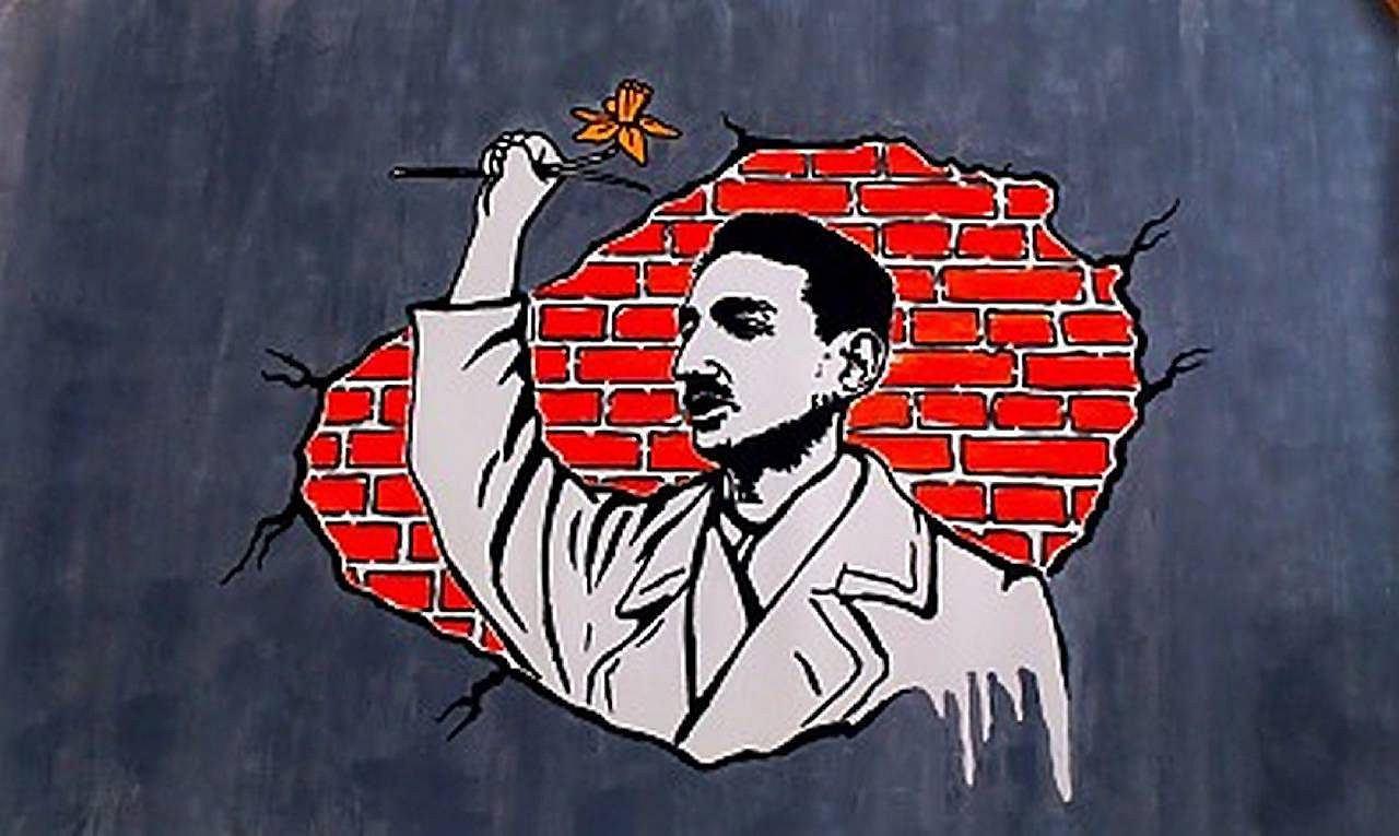 Nowy mural znanego tw rcy powstanie na muranowie for Mural ursynow