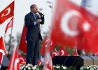 Turecki prezydent mobilizuje zwolenników partii rządzącej, wykorzystując kampanię przeciwko PKK
