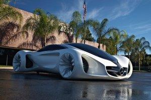 Najciekawsze koncepty Mercedesa