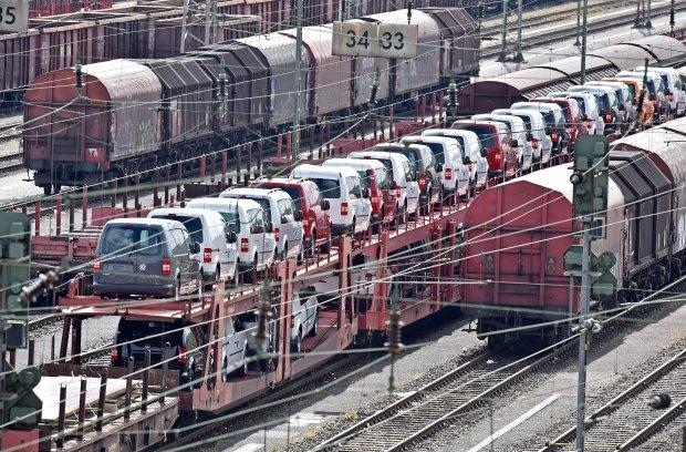 Niemcy: Rozpocz�� si� strajk maszynist�w poci�g�w pasa�erskich
