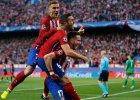Griezmann zapala piłkarską Hiszpanię