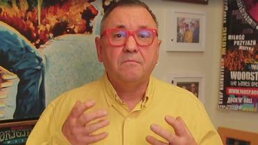 Jerzy Owsiak w filmie do Rzeplińskiego