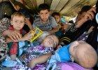 Bojownicy Państwa Islamskiego w czasie swej ofensywy na północy Iraku zabili co najmniej 500 członków mniejszości religijnej jazydów. Ok. 200 tys. z nich próbowało uciec z zagrożonych terenów m.in. do Syrii