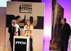 """Dziennikarki """"Gazety Stołecznej"""" Iwona Szpala i Małgorzata Zubik dostały nagrodę Grand Press"""