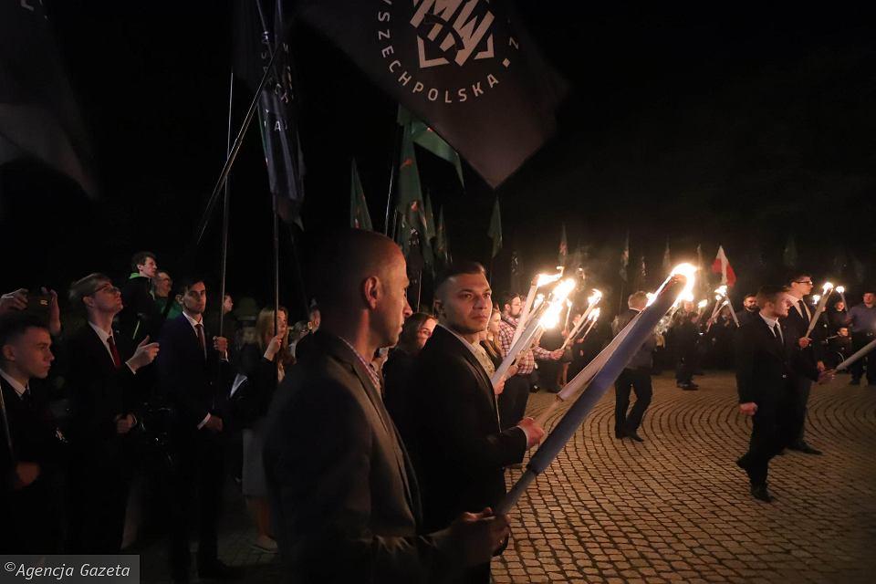 Częstochowa, 14 kwietnia 2018 r. V Pielgrzymka Środowisk Narodowych na Jasną Górę