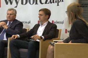 """Debata w """"Gazecie Wyborczej"""". Leszek Jażdżewski: """"To są wybory historyczne"""""""