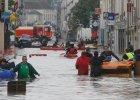 Powodzie we Francji. Kilka tysi�cy os�b ewakuowanych