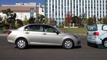 Nowe systemy bezpieczeństwa czynnego Toyoty