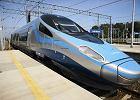 Pociąg Pendolino PKP Intercity