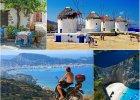 Greckie wyspy: pi�kne i bardzo r�norodne. Radzimy, kt�r� wybra� na wakacje