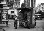 Czeskie pocztówki: czarno-białe pozdrowienia z Pragi