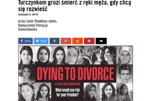 Przemoc domowa dotyka kobiet na ca�ym �wiecie, ale w Turcji problem jest powa�niejszy