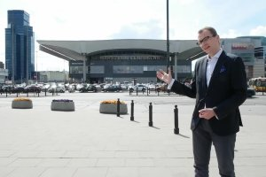 Dworzec Centralny w Warszawie - czy jest co� wart? Architecture is a good idea