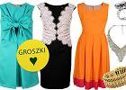 """Modne sukienki i dodatki na wesele - kolorowe, eleganckie sukienki oraz niezawodna """"mała czarna"""""""