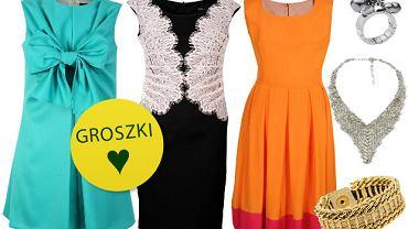 f46ca23576 Modne sukienki i dodatki na wesele - kolorowe