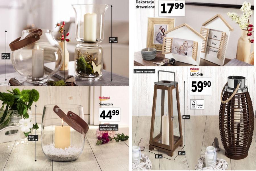 Nowa oferta Lidla - stylowe lampy i dodatki do mieszkania