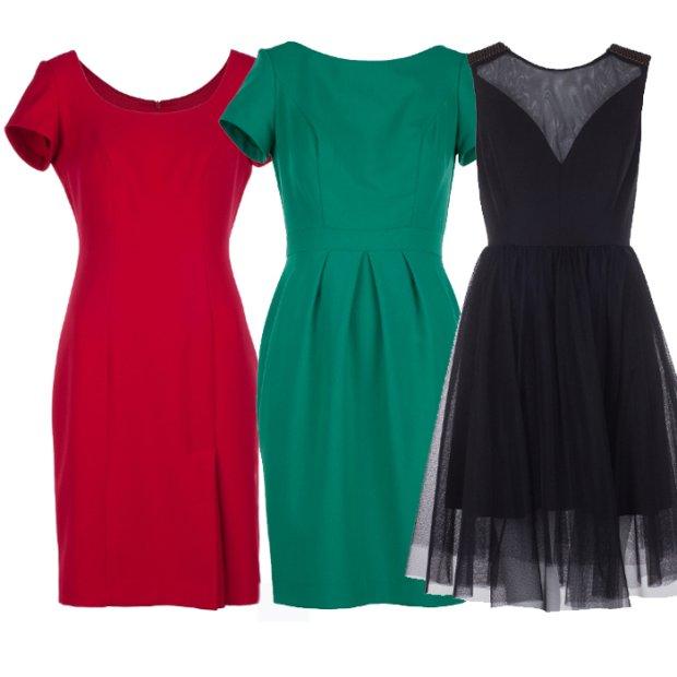 Sukienki na �wi�ta i Sylwestra