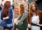 Stylizacje dla rudych - jakie kolory do rudych włosów?