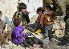 Dramat dzieci w Syrii: ponad pół miliona żyje na terenach, gdzie żadna pomoc nie dociera