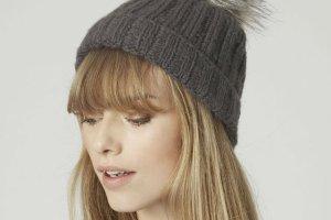 We�niane czapki na zim�