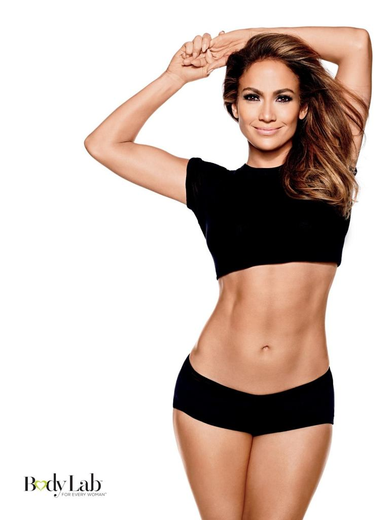 Jennifer Lopez Body Lab