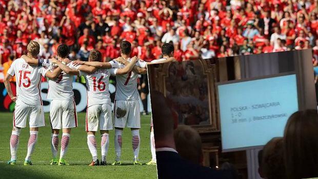 mecz polska szwajcaria wynik