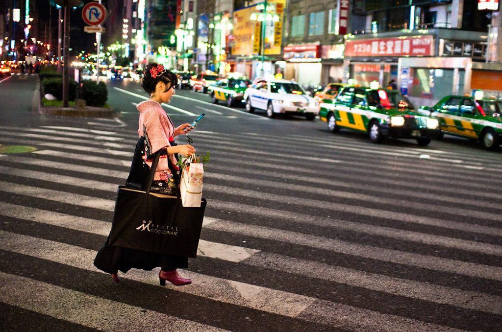 Mieszkańcy Japonii przywiązują dużą wagę m.in. do odpowiedniej diety i jakości snu, dzięki czemu są najbardziej długowiecznym narodem świata (fot. Hectór Garcia)