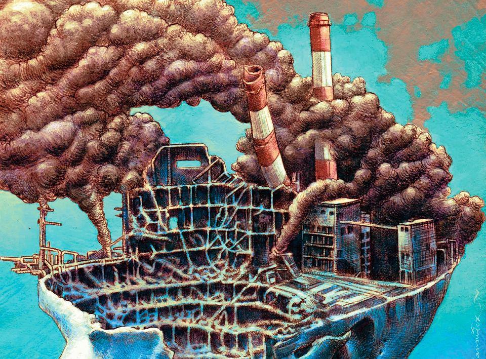 Gorlice: Smród był, jak działała rafineria. Potem spokój, i znów się zaczął pojawiać. Taki dziwny, trudny do określenia. Nawieźli tego świństwa nie wiadomo skąd