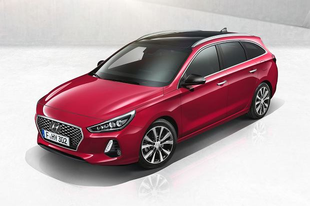 Hyundai i30 Wagon | Ponad 600 litrów