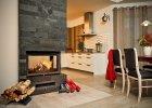Salony z kominkiem. Pomysły na przytulne miejsce dla rodziny