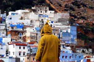 Maroko TOP 10. Szafszawan - zachwycające błękitne miasto [DUŻE ZDJĘCIA]