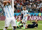 Mundial 2018. Argentyna - Chorwacja. Messi zawiódł najbardziej. Upokorzenie