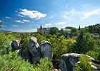 Czeski Raj - skalne miasto, ba�niowe zamki i Rumcajs
