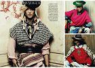 """Kasia Struss w etnicznych stylizacjach dla """"Vogue Paris"""" - robi wrażenie! [ZDJĘCIA]"""