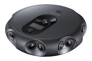 Takiej kamery sferycznej Samsung jeszcze nie miał. Wygląda jak odkurzacz, ma aż 17 obiektywów i kosztuje sporo pieniędzy